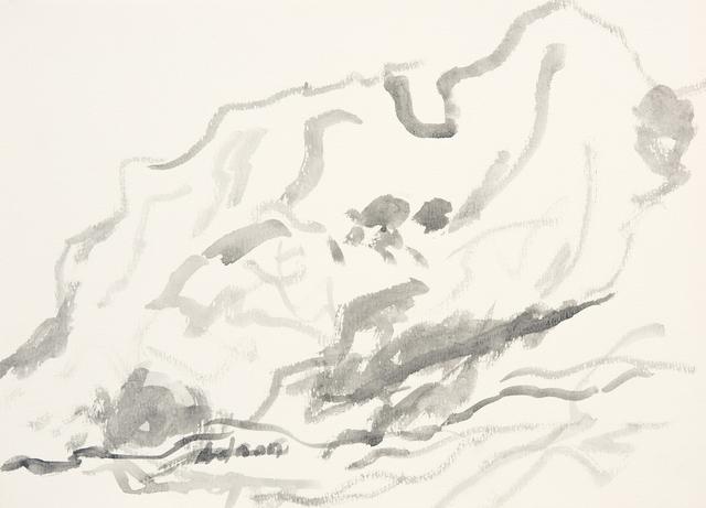 Etel Adnan, 'Montagne Sainte Victoire 12', 1990, Galerie Lelong & Co.
