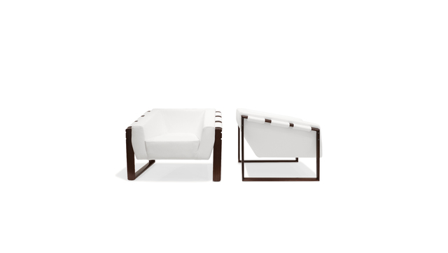 , 'Pair of Lounge Chairs,' ca. 1970, Peter Blake Gallery