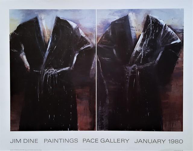 Jim Dine, 'Jim Dine Paintings: Pace Gallery', 1980, Graves International Art
