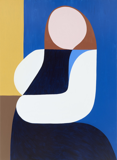 , 'Mademoiselle Legrand,' 2019, Galerie Bessières