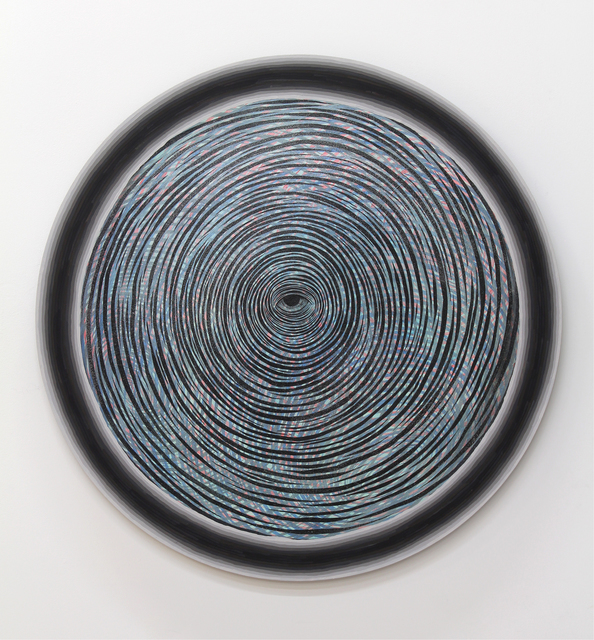 , 'Radiating Eye,' 2014, Hosfelt Gallery