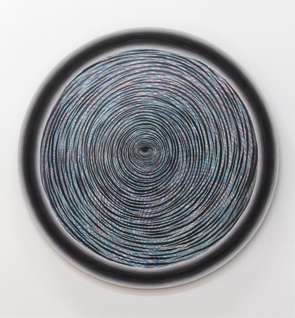 , 'Radiating Eye,' 2014, Hosfelt Gallery