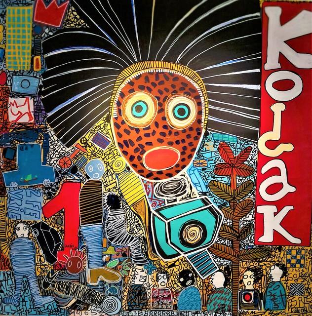 SAADIO, 'Kodak II', 2018, Out of Africa Gallery