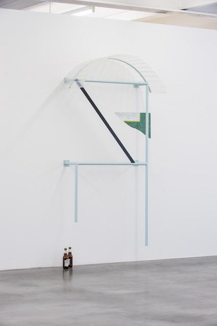 , 'Assemblage (Roof),' 2015, Kunstverein Reutlingen