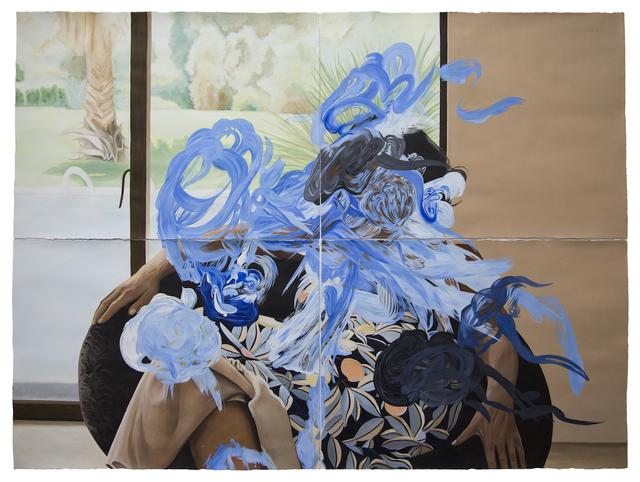 Eduardo Sarabia, 'Palm Spring Magic ', 2019, Javier Lopez & Fer Frances