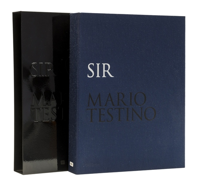 Mario Testino, 'Sir', 2015, Books and Portfolios, Limited edition book, Forum Auctions