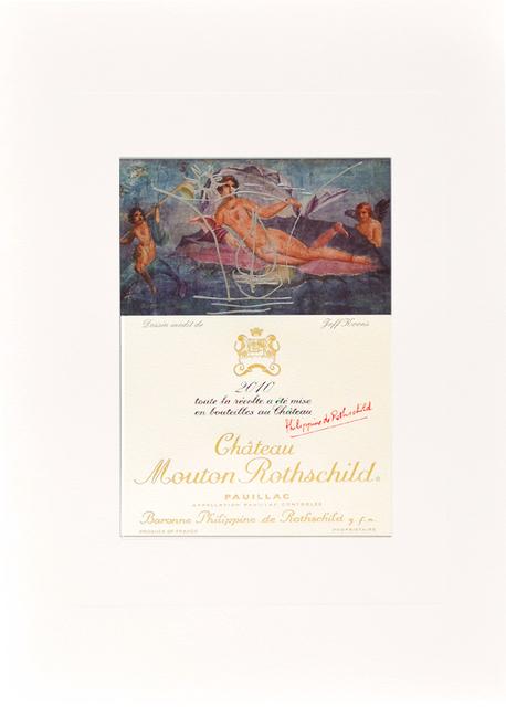 , 'Dessin inedite de Jeff Koons,' 2010, Fairhead Fine Art Limited