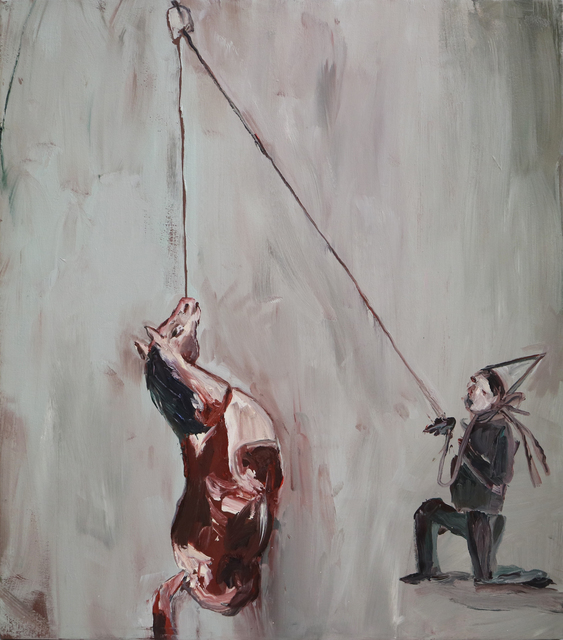 Eduardo Berliner, 'Pendurado [Suspended]', 2017, Casa Triângulo