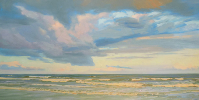 , 'Edge of the Sky,' 2018, Anderson Fine Art Gallery