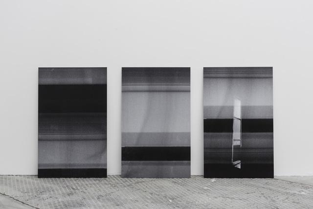 , 'Triptych,' 2014, Galleri Nicolai Wallner