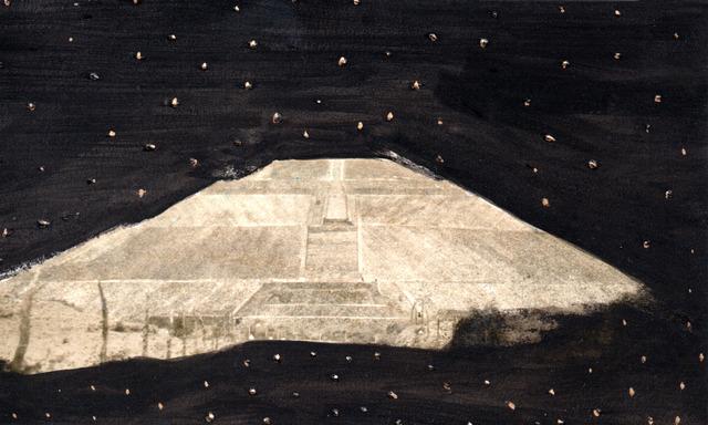 , 'Variaciones sobre la Pirámide del Sol No. 7,' 2018, Patricia Conde Galería