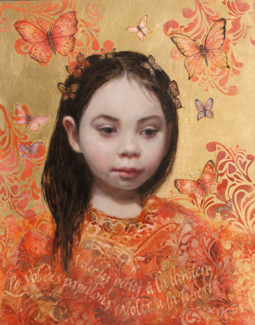 , 'Conjuring the Butterflies,' 2016, IX Gallery