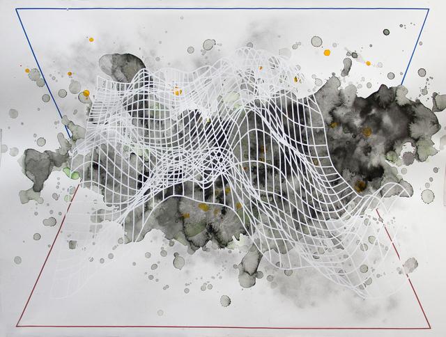 , 'Skeleton I 《框架 I 》,' 2013, W.Ming Art