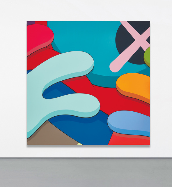 KAWS, 'UNTITLED', 2015, Phillips
