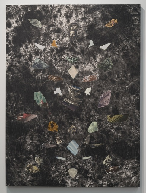 , 'Fragment Study IV,' 2015, MONITOR
