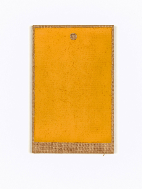 , 'Untitled (Signal Orange),' 1989-2003, Croy Nielsen