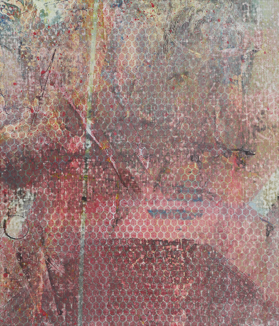 , 'Untitled (Salvia Coccinea),' 2016, Museum Dhondt-Dhaenens