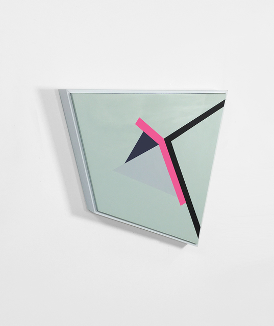 , 'Flat Polygon 2 #2,' 2015, CES Gallery
