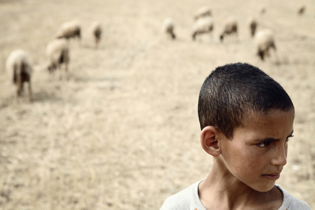 Leila Alaoui, 'No Pasara', 2008, Photography, Lambda print on aluminium, GALLERIA CONTINUA