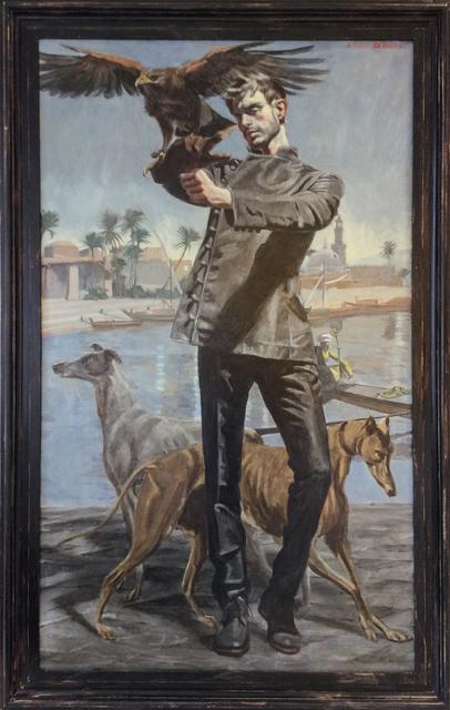 , 'Falconer,' , Carrie Haddad Gallery