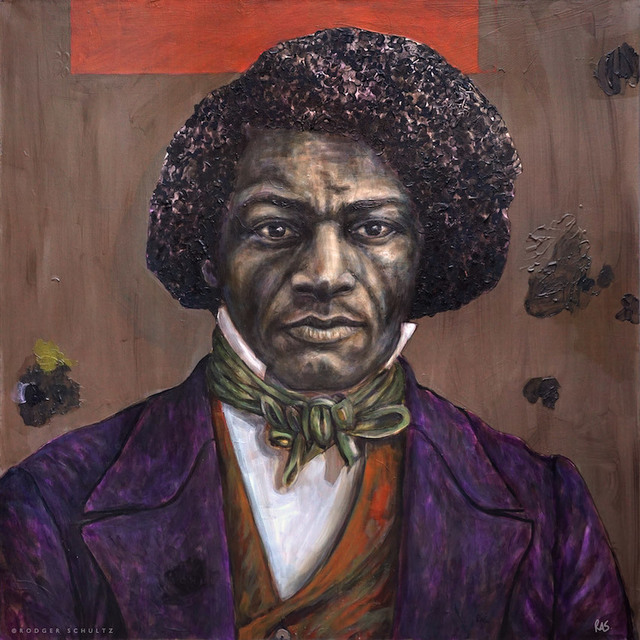 , 'True Grit Douglass,' 2016, Artist's Proof