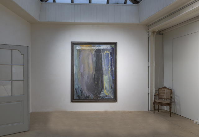 , 'Krystall Baum,' 1985, Galerie Knoell, Basel