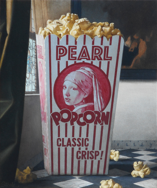 , 'Pearl Popcorn,' ca. 2018, M.A. Doran Gallery