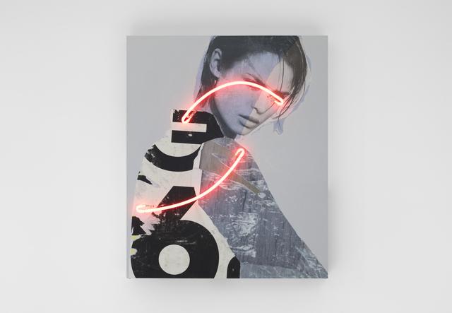 , 'Blindness Concave Convex,' 2017, Galleria Ca' d'Oro