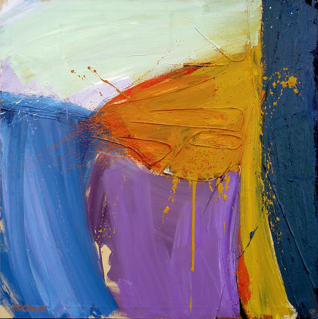 Marcel Kahhak, 'Abstract/Lavender', ca. 2006, Kahhak Fine Arts
