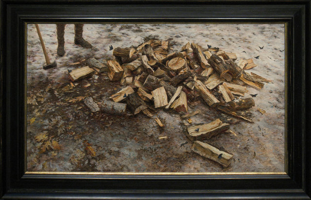 , 'Woodcutter,' 2014, ARCADIA CONTEMPORARY