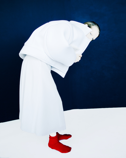 , 'Red Socks,' 2014, Weinstein Gallery - Minneapolis