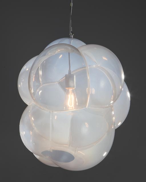 """, '""""Biomorphic Bubble"""" Illuminated Sculptural Pendant ,' 2014, R & Company"""