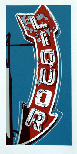 , 'Liquor (red) ,' 2012, Hespe Gallery