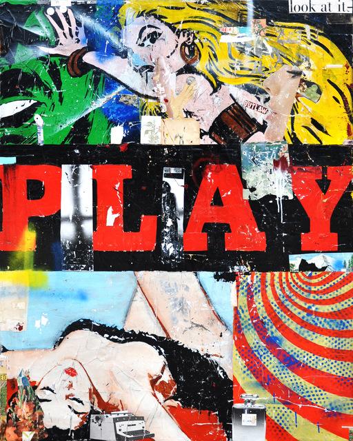 Greg Miller, 'Play', 2019, JoAnne Artman Gallery