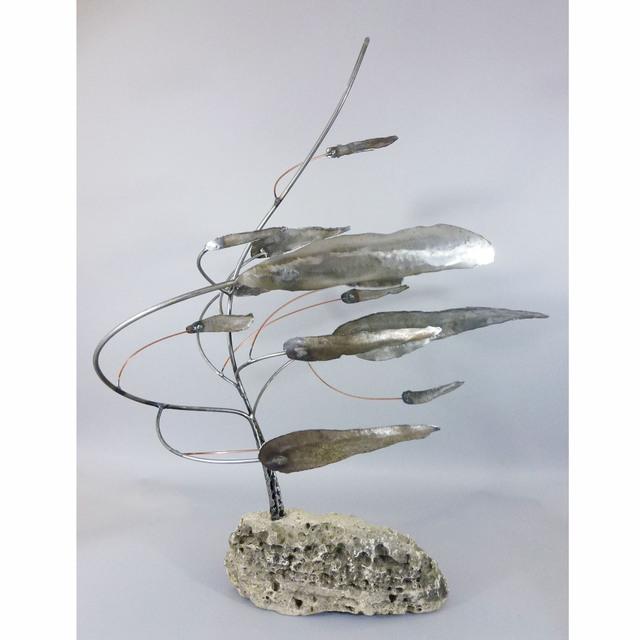 , 'Standing Tree,' 2018, Petroff Gallery