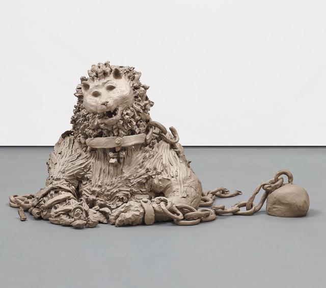 Urs Fischer, 'Lion in Chains', 2014, Phillips