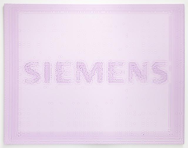 , 'Siemens Mallow,' 2014, Feuer/Mesler