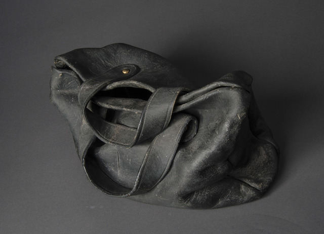 Marilyn Levine, 'Black Purse with Dust', 1970, Hieronymus