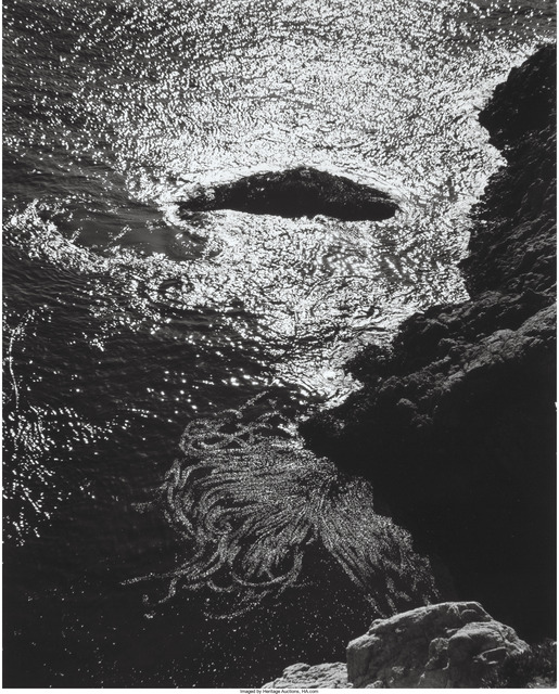 Edward Weston, 'China Cove, Point Lobos', 1940, Heritage Auctions