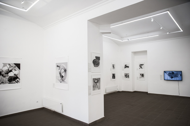 , 'Tamás Waliczky's solo show 'Cameras and Other Optical Devices', installation shot, photo: Zsófia Bodnár Courtesy of Ani Molnár Gallery,' ca. 2018, Ani Molnár Gallery