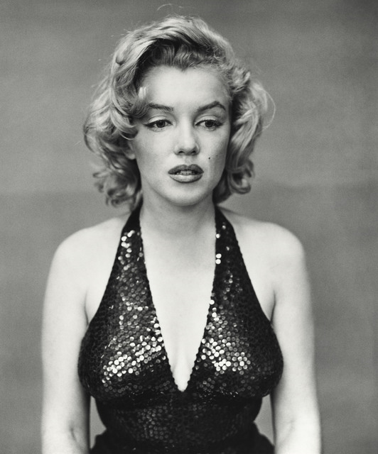 , 'Marilyn Monroe, actress, New York City,' May 6-1957, Pace/MacGill Gallery