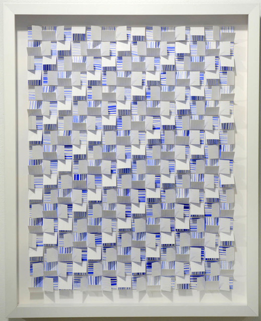 , 'Blue Currents,' , The Lionheart Gallery