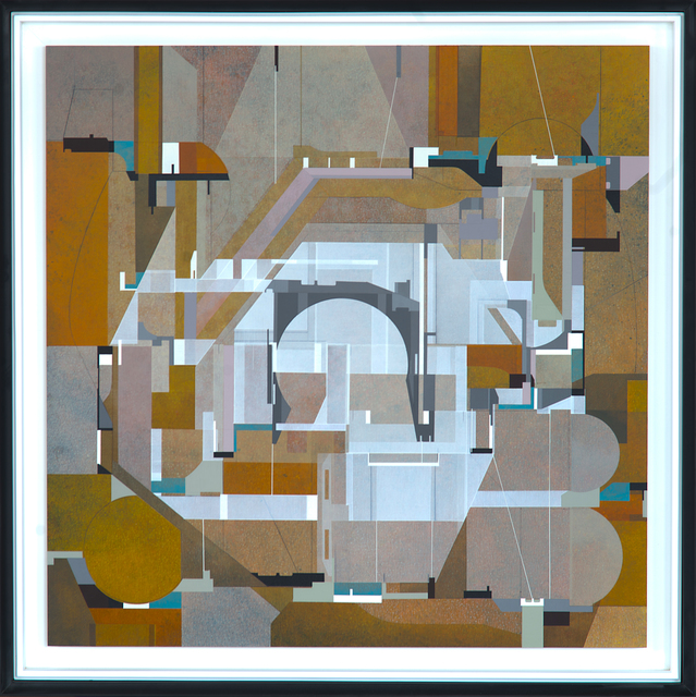 , 'Salon Composition 3 ,' , Callan Contemporary