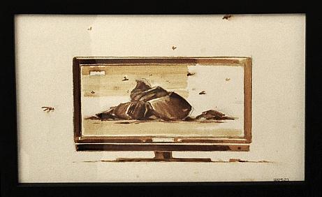 , 'TV,' 2015, Galerie SOON