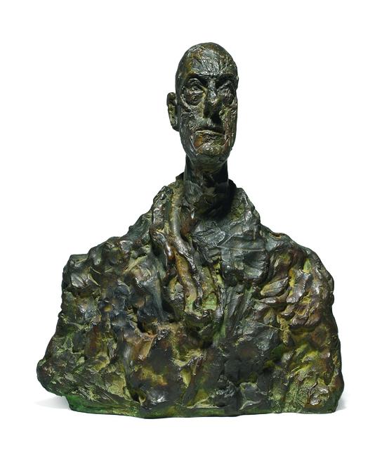, 'Buste de Diego,' 1959, Whitechapel Gallery