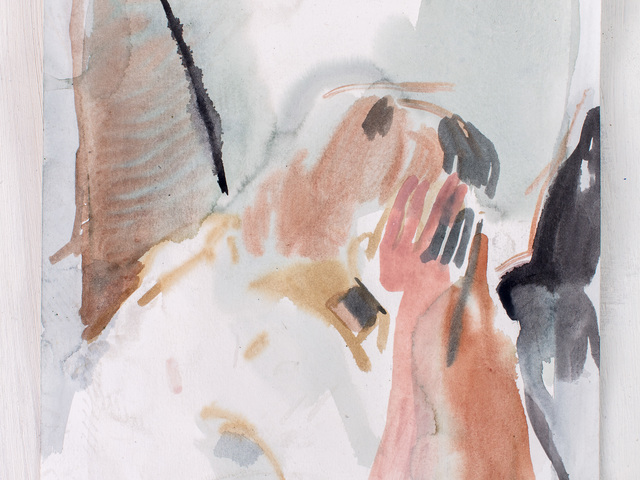 Joana Galego, 'Go gentle II', 2018-2019, Serena Morton