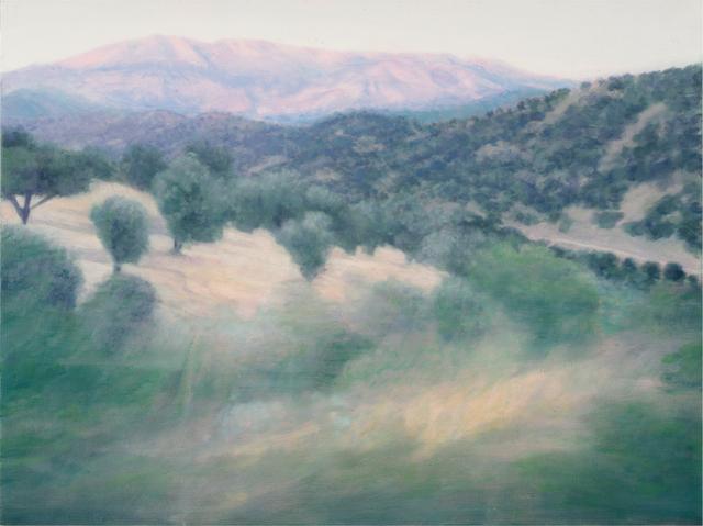 Daniele Genadry, 'Divergence (green)', 2018, In Situ - Fabienne Leclerc