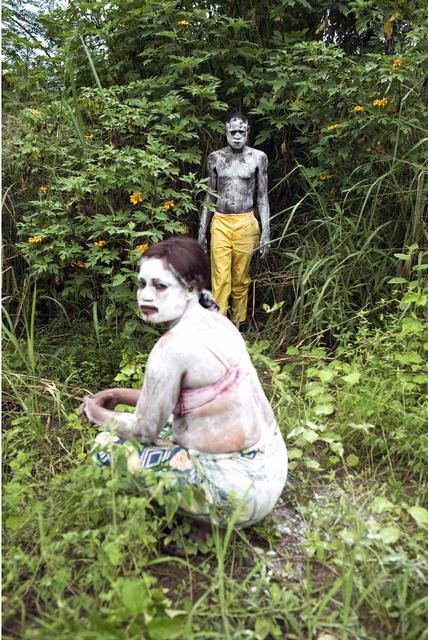 , 'Phantoms of the Congo river (004),' 2011-2012, Galerie Galea