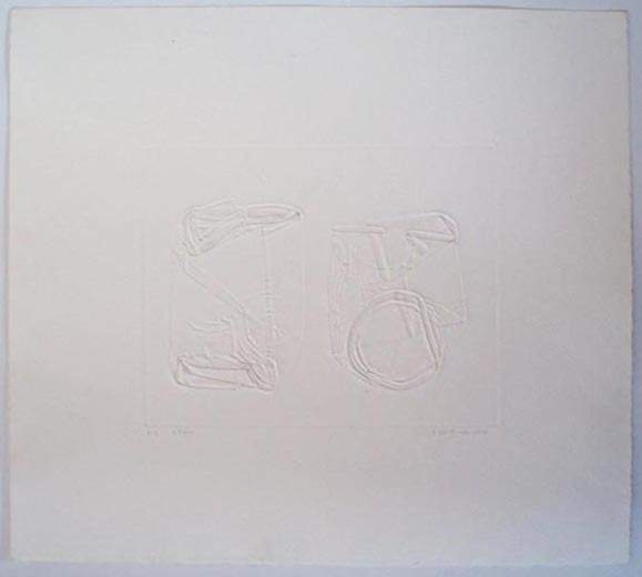 , '2 tins,' 1970, Galerie Graff