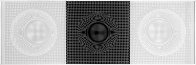 , 'Esferas Quasares (Negro Blanco),' 2015, RGR+ART